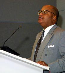 Reverend Earl E. Nance, Jr