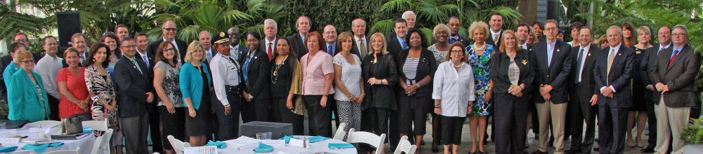 15th Annual Business Meeting Held on June 06, 2015 at Jewel Box, Forest Park.