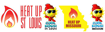 Heat-Up St. Louis Is On Empty: 525 Volunteers and Hardee's Sausage 'N Egg Biscuits For $1.00 Will Help Their Winter Heating Efforts For the Needy